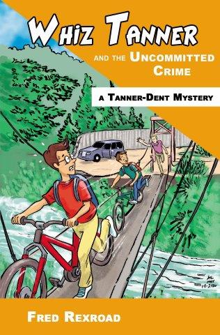 Whiz Tanner and the Uncommitted Crime